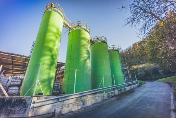 silos verdi